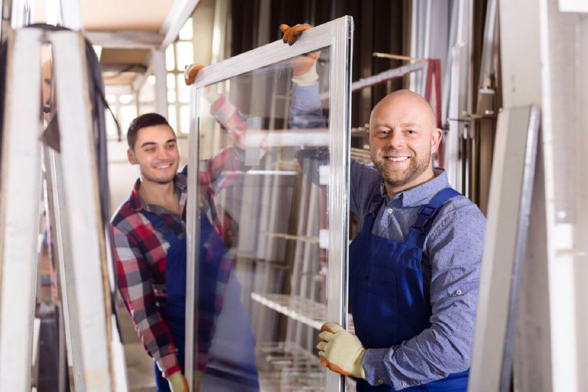 Aluminium Window Repairs Northumberland