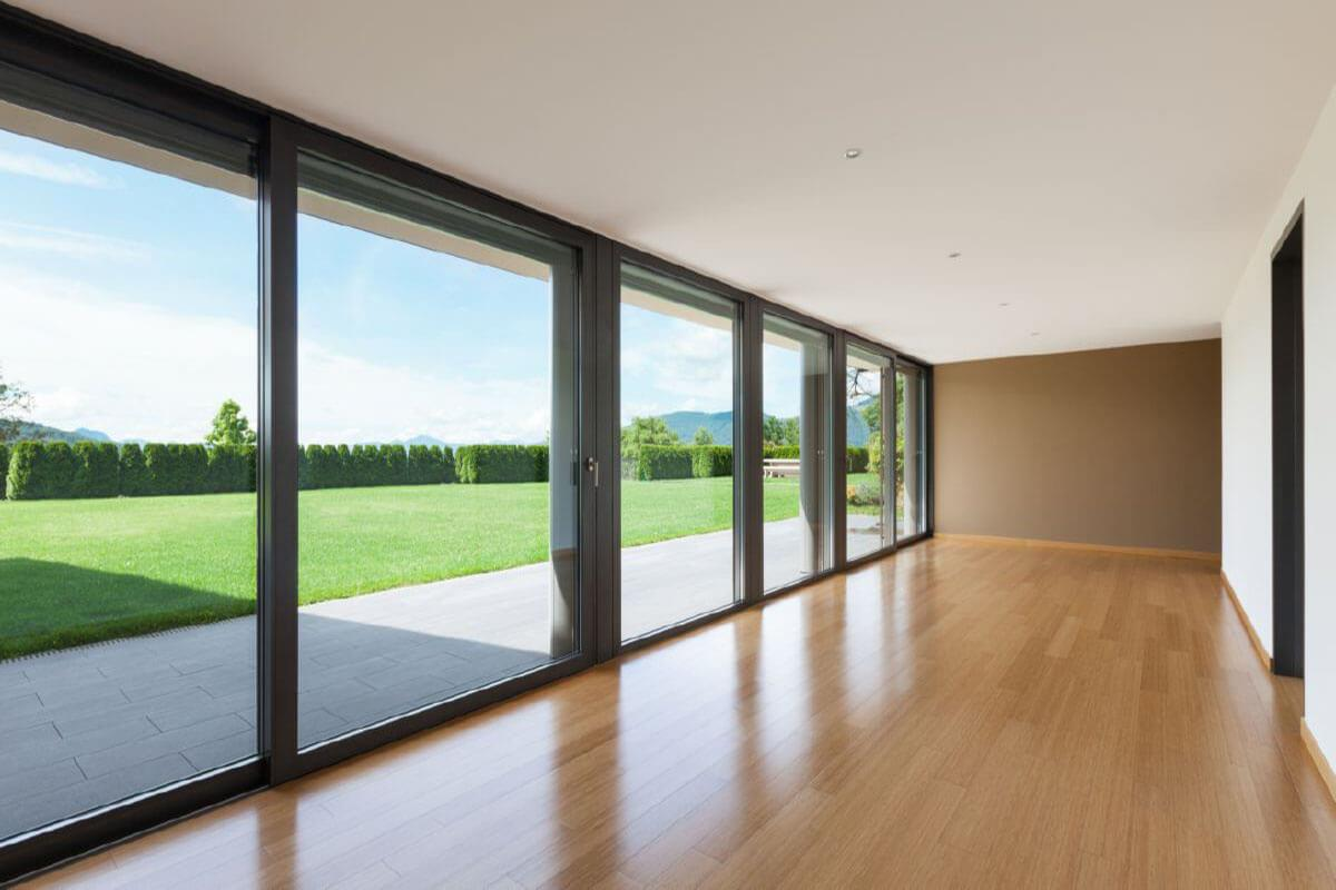 Aluminium Window Systems Northumberland
